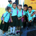 Bladen RC School Students Belize