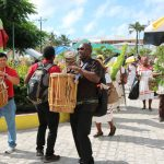 Garifuna Drummers San Pedro Belize